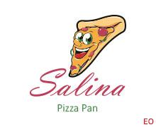 Salina Pizza Pan Lahore Logo