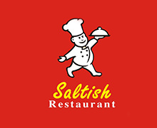 Saltish Restaurant Lahore Logo