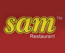 Sam Restaurant Lahore Logo