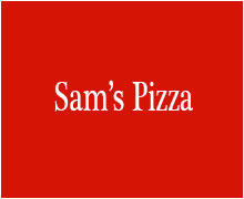 Sams Pizza, North Nazimabad Karachi Logo