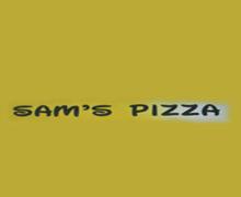 Sams Pizza Karachi Logo
