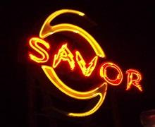 Savor Karachi Logo