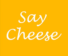 Say Cheese Karachi Logo