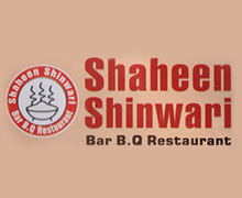 Shaheen Shinwari Lahore Logo