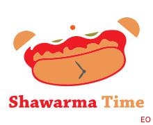 Shawarma Time, Nishat Colony Lahore Logo