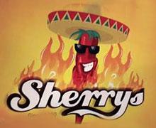 Sherrys - DHA Karachi Logo