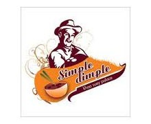 Simple Dimple Tariq Road Karachi Logo