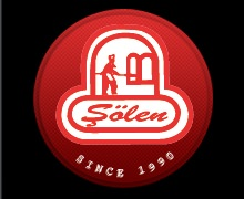 Solen Restaurant, Dolmen Mall, Clifton Karachi Logo