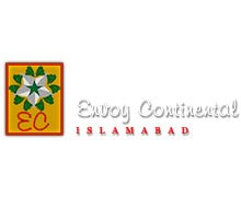 Sonia Coffee Shop, Envoy Continental Islamabad Logo
