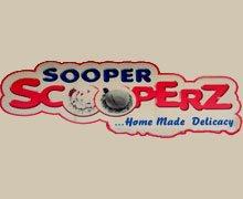 Sooper Scooperz F-7 Jinnah Super mkt Islamabad Logo