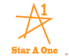 Star A one Karachi Logo