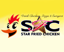 Star Fried Chicken Lahore Logo