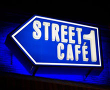 Street 1 Cafe - F6