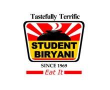 Student Biryani, Latifabad Hyderabad Logo