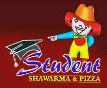 Student Shawarma & Pizza, Shadbagh Lahore Logo