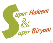 Super Haleem & Super Biryani Karachi Logo