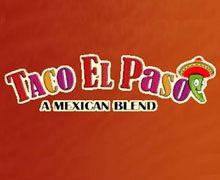 Taco El Paso, Khayaban-e-Shamsheer Karachi Logo