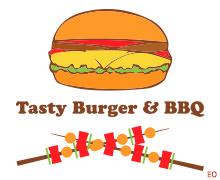 Tasty Burger and BBQ Karachi Logo