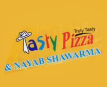 Tasty Pizza & Nayab Shawarma Lahore Logo