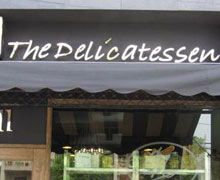 The Delicatessen Lahore Logo