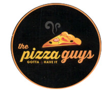 The Pizza Guys Islamabad Logo