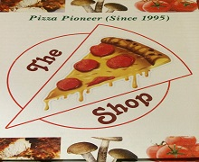 The Pizza Shop Faisalabad Logo