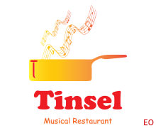 Tinsel Musical Restaurant Lahore Logo