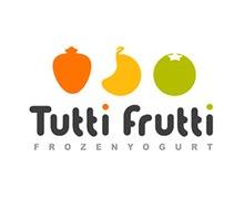 Tutti Frutti, Bahdurabad Karachi Logo