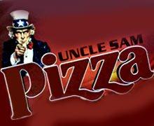 Uncle Sam Pizza Karachi Logo