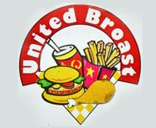United Broast, Gulistan-e-Johar Karachi Logo