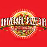 Universal Pizzeria Karachi Logo