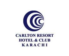Venus Cafe, Carlton Hotel Karachi Logo
