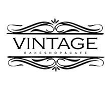 Vintage Bakeshop & Cafe Karachi Logo