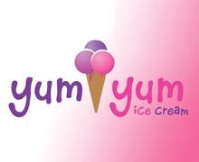 Yum Yum Ice Cream Karachi Logo