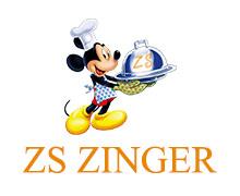 Z.S Zinger Karachi Logo