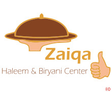 Zaiqa Haleem and Biryani Center Karachi Logo
