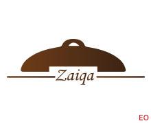 Zaiqa, Iqbal Town Lahore Logo