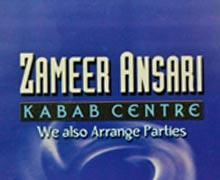 Zameer Ansari - Kabab Centre Karachi Logo