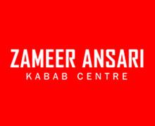 Zameer Ansari Kabab Centre Karachi Logo