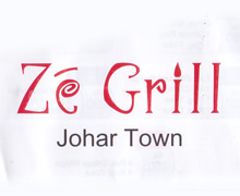 Ze Grill - DHA Lahore Logo