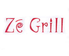 Ze Grill - Sui Gas Lahore Logo