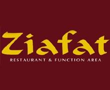 Ziafat Restaurant Karachi Logo