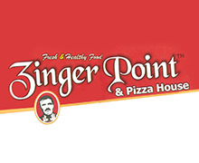 Zinger Point & Pizza House Lahore Logo