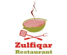 Zulfiqar Restaurant Karachi Logo